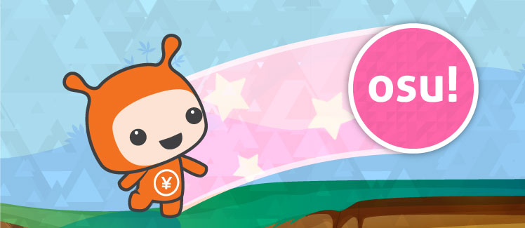 Coins Blog » Dance through the summer with osu!